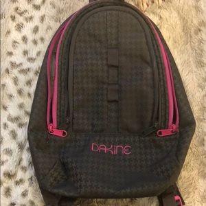 Grey & pink Dakine